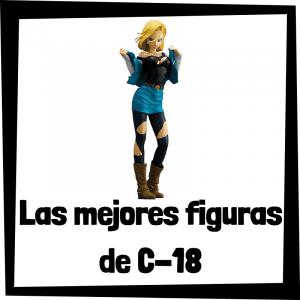 Figuras de colección de androide C-18 de Dragon Ball Z - Las mejores figuras de colección de C-18 de Dragon Ball