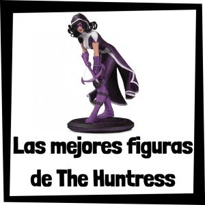 Figuras de colección de la Cazadora - The Huntress - Las mejores figuras de colección de Batwoman