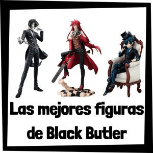 Figuras y muñecos de Black Butler