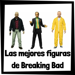 Figuras coleccionables de Breaking Bad