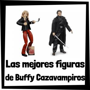 Figuras y muñecos de Buffy Cazavampiros