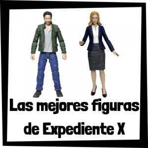 Figuras y muñecos de Expediente X