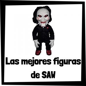 Figuras y muñecos de Saw