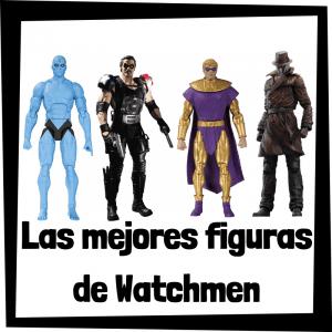 Figuras de colección de personajes de Watchmen - Las mejores figuras de colección de Watchmen