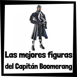 Figuras de colección del Capitán Boomerang - Las mejores figuras de colección del Capitán Boomerang