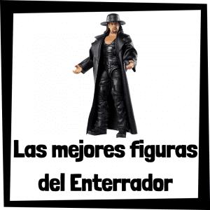 Figuras de Undertaker - El Enterrador