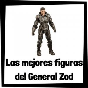 Figuras del General Zod