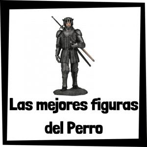 Figuras y muñecos de Sandor Clegane el Perro de Juego de Tronos