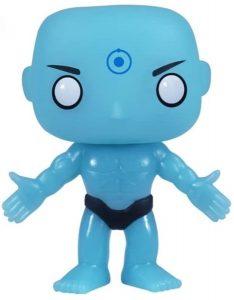 Funko POP del Doctor Manhattan de Watchmen - Los mejores FUNKO POP de Watchmen - Los mejores FUNKO POP de Watchmen
