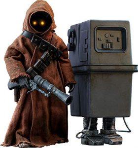 Hot Toys de Jawa y EG-6 Power Droid Episodio 4 Una nueva Esperanza - Los mejores Hot Toys de Jawa - Figuras coleccionables de Jawa de Star Wars