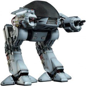 Hot Toys de Robocop único - Figuras coleccionables de Robocop - Muñecos Sideshow Hot Toys de Robocop de películas
