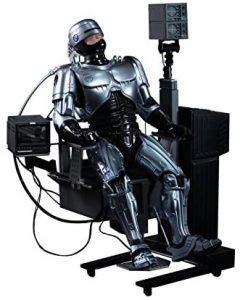 Hot Toys de Robocop 2 - Figuras coleccionables de Robocop - Muñecos Sideshow Hot Toys de Robocop de películas