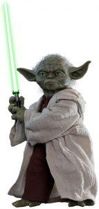 Hot Toys de Yoda del Ataque de los Clones - Los mejores Hot Toys de Yoda - Figuras coleccionables de Yoda de Star Wars