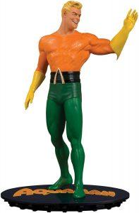 Hot Toys de de Aquaman clásico de DC Chronicles - Los mejores Hot Toys de Aquaman de DC - Figuras coleccionables de Aquaman premium