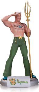 Hot Toys de de Aquaman clásico de DC Comics Bombshells - Los mejores Hot Toys de Aquaman de DC - Figuras coleccionables de Aquaman premium