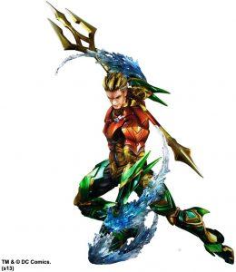 Hot Toys de de Aquaman de Square Enix - Los mejores Hot Toys de Aquaman de DC - Figuras coleccionables de Aquaman premium