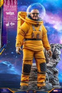 Hot Toys de de Stan Lee de Marvel en Guardianes de la Galaxia Volumen 2 - Figuras Hot Toys coleccionables Stan Lee - Muñecos de Stan Lee de Marvel