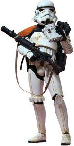 Hot Toys de de Stormtrooper Sandtrooper - Los mejores Hot Toys de Stormtrooper - Figuras coleccionables de Stormtrooper de Star Wars