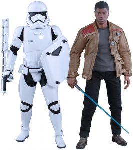Hot Toys de de Stormtrooper y Finn - Los mejores Hot Toys de Finn - Figuras coleccionables de Finn de Star Wars