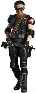 Hot Toys del Comediante de Watchmen - Figuras coleccionables de Watchmen - Muñecos de Watchmen del Comediante