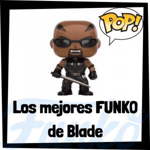 Los mejores FUNKO POP de Blade de Marvel - Funko POP de personajes de Marvel