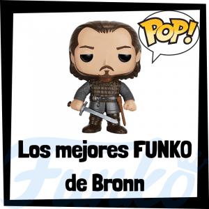 Los mejores FUNKO POP de Bronn de Juego de Tronos - Funko POP de la serie de Juego de Tronos