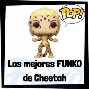 Los mejores FUNKO POP de Cheetah - Funko POP de personajes de DC