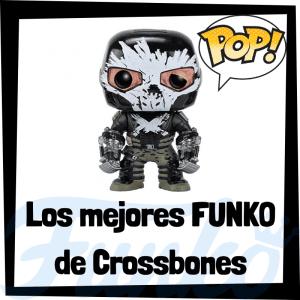 Los mejores FUNKO POP de Crossbones de Marvel - Funko POP de personajes de Marvel