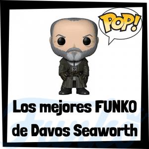 Los mejores FUNKO POP de Davos Seaworth de Juego de Tronos - Funko POP de la serie de Juego de Tronos