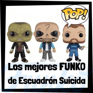 Los mejores FUNKO POP de Escuadrón Suicidad - Suicide Squad - Funko POP de personajes de DC
