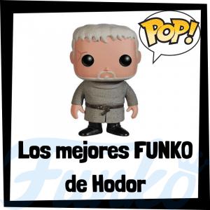 Los mejores FUNKO POP de Hodor de Juego de Tronos - Funko POP de la serie de Juego de Tronos
