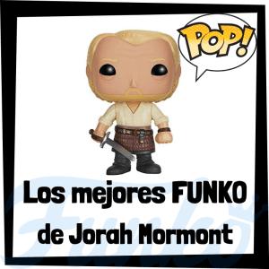 Los mejores FUNKO POP de Jorah Mormont de Juego de Tronos - Funko POP de la serie de Juego de Tronos