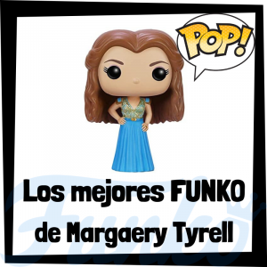 Los mejores FUNKO POP de Margaery Tyrell de Juego de Tronos - Funko POP de la serie de Juego de Tronos