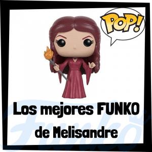 Los mejores FUNKO POP de Melisandre de Juego de Tronos - Funko POP de la serie de Juego de Tronos
