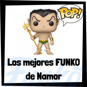 Los mejores FUNKO POP de Namor de Marvel - Funko POP de personajes de Marvel