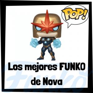 Los mejores FUNKO POP de Nova de Marvel - Funko POP de personajes de Marvel