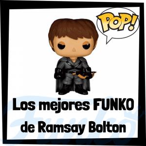 Los mejores FUNKO POP de Ramsay Bolton de Juego de Tronos - Funko POP de la serie de Juego de Tronos
