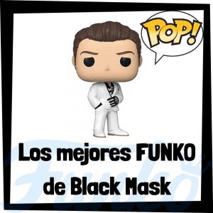 Los mejores FUNKO POP de Roman Sionis - Black Mask - Funko POP de personajes de DC