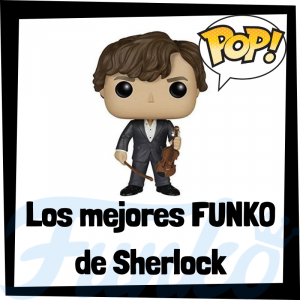 Los mejores FUNKO POP de Sherlock Holmes - Funko POP de la serie de Sherlock