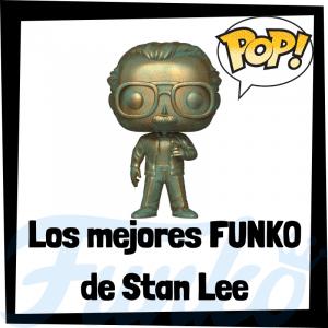 Los mejores FUNKO POP de Stan Lee de Marvel - Funko POP de personajes de Marvel