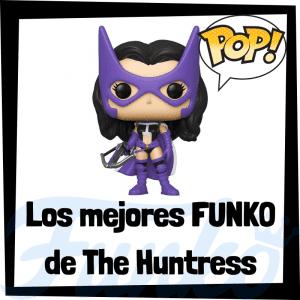 Los mejores FUNKO POP de The Huntress - la Cazadora - Funko POP de personajes de DC