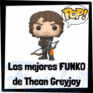 Los mejores FUNKO POP de Theon Greyjoy de Juego de Tronos - Funko POP de la serie de Juego de Tronos