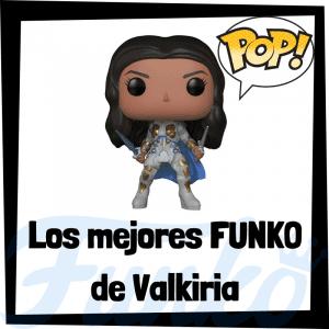 Los mejores FUNKO POP de Valquiria de Marvel - Funko POP de personajes de Marvel