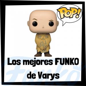 Los mejores FUNKO POP de Varys de Juego de Tronos - Funko POP de la serie de Juego de Tronos
