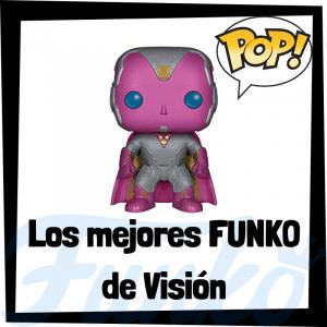 Los mejores FUNKO POP de Visión de Marvel - Funko POP de personajes de Marvel