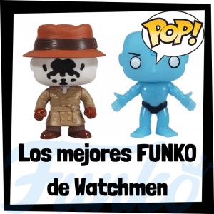 Los mejores FUNKO POP de Watchmen - Funko POP de personajes de DC
