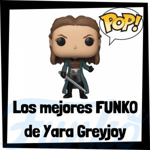Los mejores FUNKO POP de Yara Greyjoy de Juego de Tronos - Funko POP de la serie de Juego de Tronos
