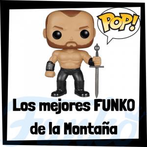 Los mejores FUNKO POP de la Montaña de Juego de Tronos - Funko POP de la serie de Juego de Tronos