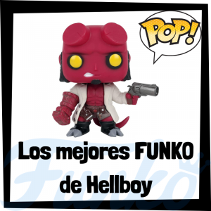 Los mejores FUNKO POP de personajes de la saga de Hellboy - Funko POP de la película de Hellboy