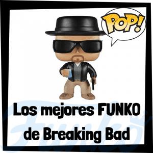 Los mejores FUNKO POP de personajes de la serie de Breaking Bad - Funko POP de la serie de Breaking Bad